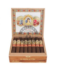 La Aroma de Cuba Mi Amor Reserva TAA Belicoso Box 24