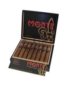MONTE by Montecristo 6x60 4 Cigars