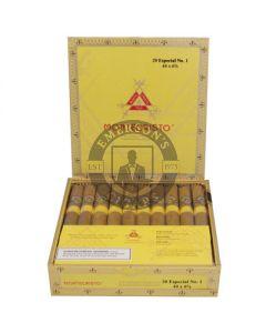Montecristo Classic Especial No. 1 Box 20