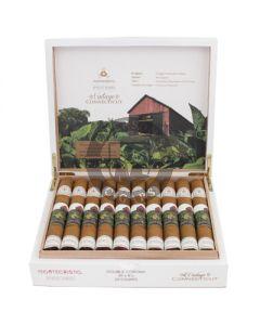 Montecristo White Vintage Connecticut Double Corona 5 Cigars