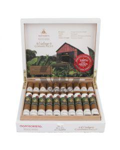 Montecristo White Vintage Connecticut No. 3 5 Cigars