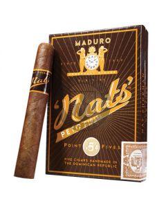 Nat Sherman Point Five's Maduro 5 Pack