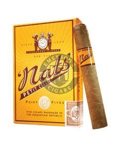 Nat Sherman Point Five's  Natural 5 Pack