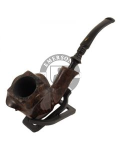 Nording Free Hand Brown Grain Pipe