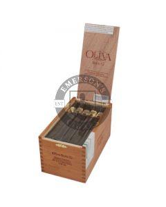 Oliva Series G Maduro Churchill Box 24