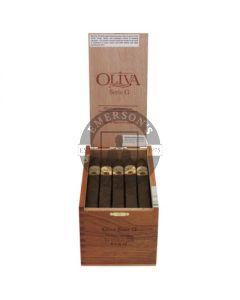 Oliva Series G Maduro Torpedo Box 24