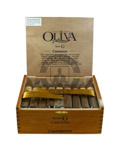 Oliva Series G Cameroon Belicoso Box 25