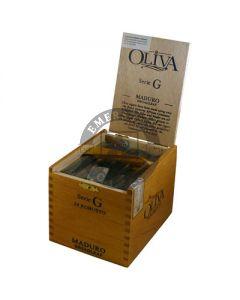 Oliva Series G Maduro Robusto Box 24
