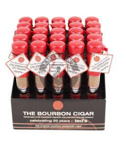 Original Bourbon Cigar 650 Tubo Box 25