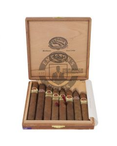 Padron Sampler (Natural) Box 8