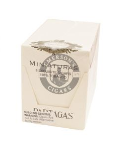 Partagas Miniatures 8 Cigar Pack