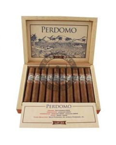 Perdomo Lot 23 Natural Robusto Box 24