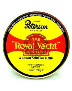 Peterson Pipe Tobacco Royal Yacht 50 Gram Tin