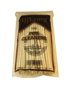 BJ Long Pipe Cleaners Standard 100 Pack