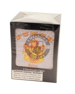 Punch Bolo Box of 5 tins of 6 Cigars