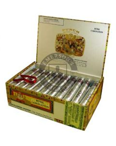Punch Deluxe Royal Coronation (Natural) Box 30