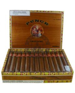 Punch Gran Puro Sierra Box 25
