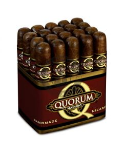 Quorum Maduro Robusto Bundle 20