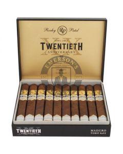 Rocky Patel 20th Anniversary Maduro Toro 5 Cigars