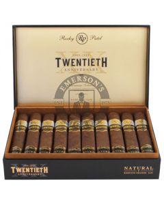 Rocky Patel 20th Anniversary Robusto Grande 5 Cigars