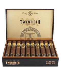 Rocky Patel 20th Anniversary Sixty 5 Cigars