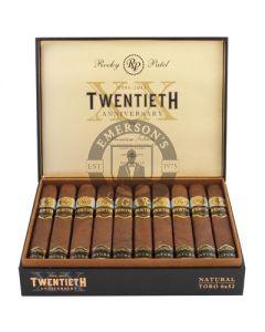 Rocky Patel 20th Anniversary Toro 5 Cigars