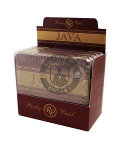 Rocky Patel Java X-Press (Maduro) 10 Pack Tin