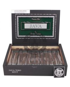 Rocky Patel Java Mint Toro Box 24