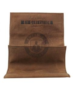 Pipe Pouch 4th Generation Roll Up Brown