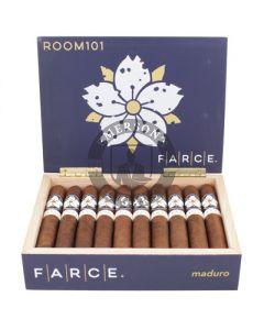 Room 101 Farce Maduro Robusto 5 Cigars
