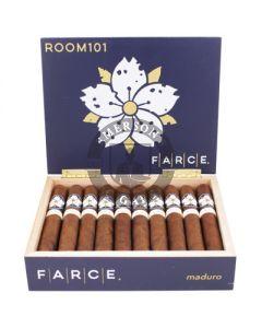 Room 101 Farce Maduro Toro 5 Cigars