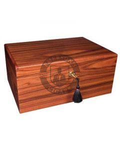 Savoy Rosewood Large Humidor (Capacity 100 Cigars)