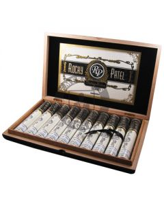 Rocky Patel 1999 Vintage Toro Tubos Box 10