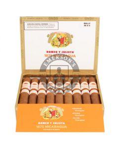 Romeo y Julieta 1875 Nicaragua Bully 5 Cigars