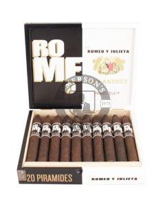ROMEO San Andres by Romeo y Julieta Piramides Box 20