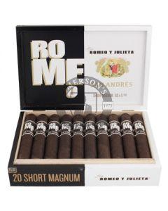 ROMEO San Andres by Romeo y Julieta Short Magnum Box 20