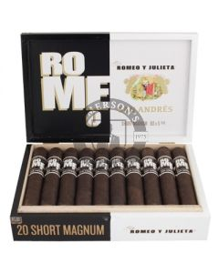 ROMEO San Andres by Romeo y Julieta Short Magnum 5 Pack