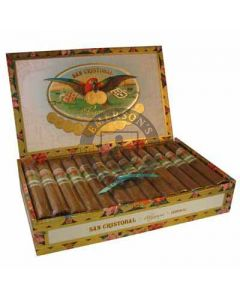 San Cristobal Elegancia Imperial 5 Cigars