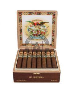 San Cristobal Quintessence Belicoso 6 Cigars