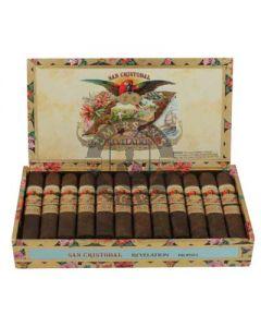 San Cristobal Revelation Prophet 6 Cigars