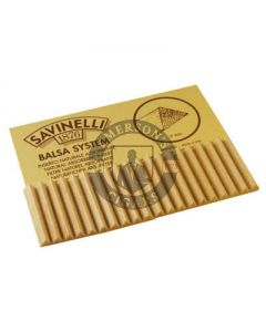 Savinelli Balsa Pipe Filters