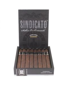 Sindicato Maduro Churchill 4 Cigars
