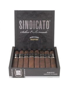 Sindicato Maduro Robusto Box 16