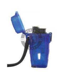 Xikar Stratosphere Blue Lighter