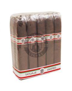 Tatuaje Mexican Experiment Belicoso 5 Cigars
