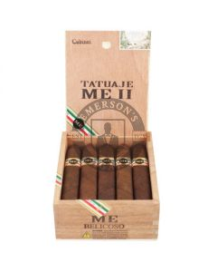 Tatuaje Mexican Experiment II Belicoso 5 Cigars