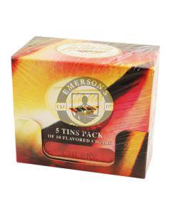 Tatiana Classic Cherry 10 Cigar Tin