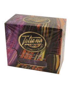 Tatiana Classic Groovy Blue Box 50 (5/10 Packs)