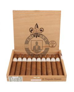 Tatuaje 15th Anniversary Claro Torpedo 5 Cigars