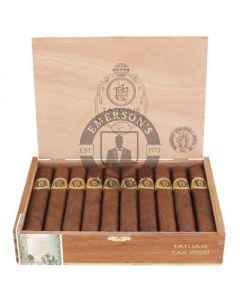 Tatuaje TAA 2020 52nd 5 Cigars
